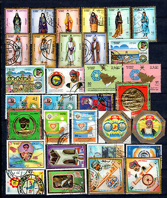 Oman 1989-1993 Sets Selection Of Fine Used Stamps
