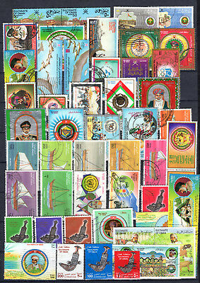 Oman 1984-1998 Sets Selection Of Fine Used Stamps