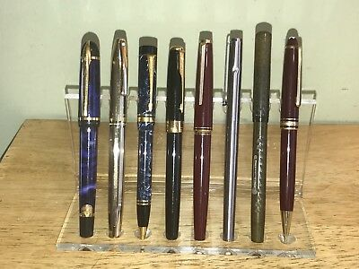 Collection WATERMAN'S 52 1/2 Montblanc Sheaffer's Parker Fountain Ballpoint Pens