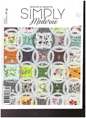 Quilts & Crafts Simply Moderate Issue #12