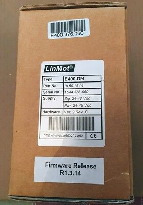 LinMot E400-DN Linear Motor Controller - 4 Channel with DeviceNet 0150-1644