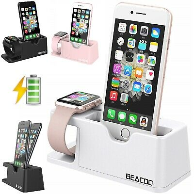Charging Stand Holder Apple Watch iPhone Accessory iWatch Charger Dock Station