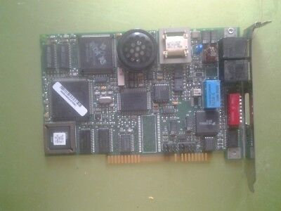 1994 US Robotics Sportster ISA Modem Card with switches