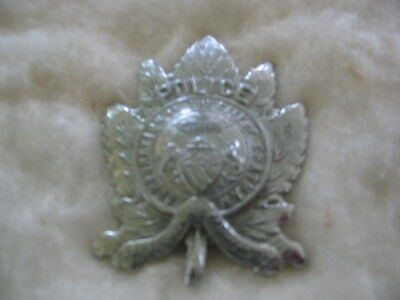 City Of Chatham Police, Ontario, Canada. Rare Vintage Hat Badge
