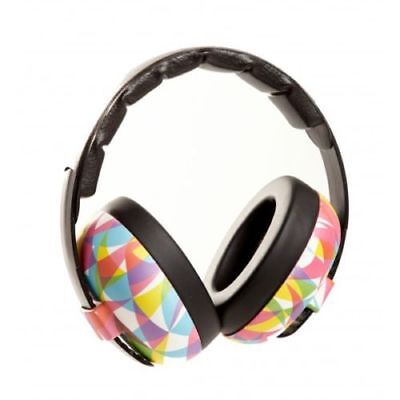 GEO Unisex Baby Banz Mini Ear Defenders Ear Muffs Protectors 3 months+ FREE P+P