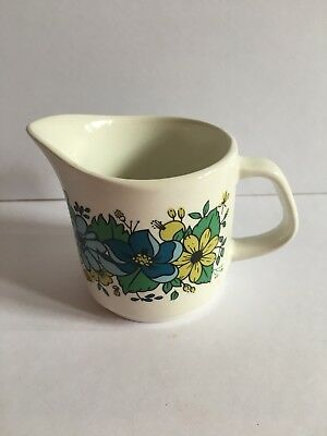 J&G Meakin Studio Spring Morning Cream Jug