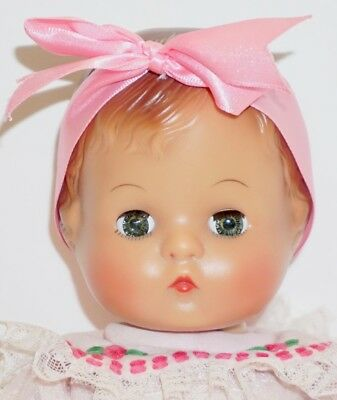 "1994 ""Patsy Joan"" Doll in PINK~ EFFANBEE Reproduction ~ 16 Inch Tall"