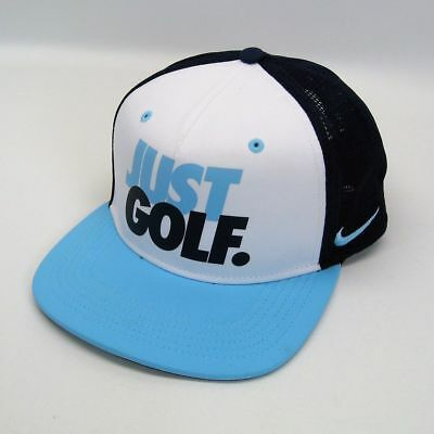 NIKE Youth Just Golf Snapback Hat Cap  832800 410