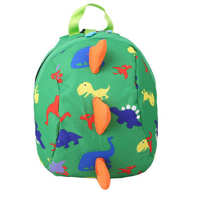 Toddler Baby Safety Harness Backpack Anti-lost Dinosaur Cartoon Bags G