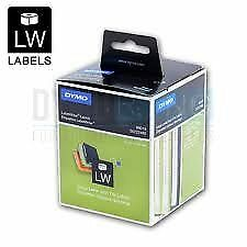 Dymo SD99019 59x190mm Large Lever Arch File Folder Labels