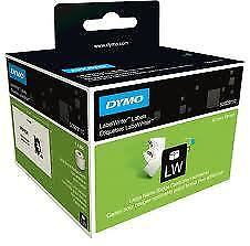 NEW Dymo SD30856 62x106mm Name Badge Tags - DYMO ~ Dymo LabelWriter Labels