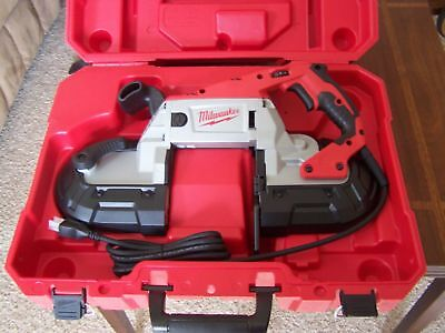 New Milwaukee 6232-21 Deep Cut Variable Speed Band Saw