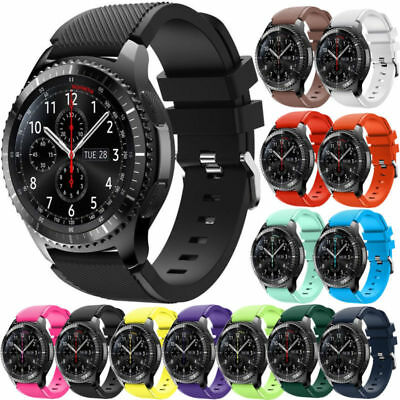 For Samsung Galaxy Gear S3 Classic/Frontier Belt Sport Band Strap Watch Bracelet
