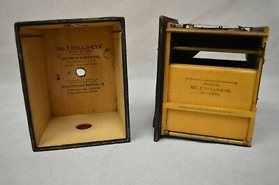 Vintage Antique 1900's Eastman Kodak String Box NO.2 Bulls-Eye 1896 Model Camera