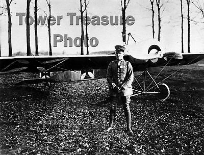 World War I Flying Ace  ** MAX IMMELMANN **  Photo Print (8.5 x 11)