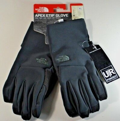 Nwt The North Face Apex Etip Ur Powered Glove Cool Temperature Size Xl