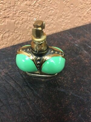 Prince Matchabelli 'wind Song' Miniature Perfume - Green Bottle- Made In France