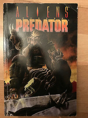 Aliens vs Predator dark horse comics tpb Paperback graphic novel Phill Norwood