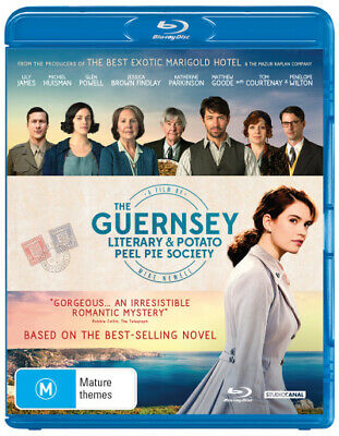 The Guernsey Literary and Potato Peel Pie Society - BLR (NEW & SEALED)