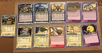 Lot of Monster Rancher Cards 1st Edition