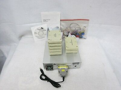 Link Instruments 5240 LA5000 40-Ch Logic Analyzer W/5- LA-5000 & 2-Pattern Pods