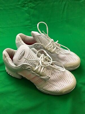 low priced 49679 0b602 Adidas Originals Mens CLIMACOOL 1 Training Shoe Running GYM All White Mens  12