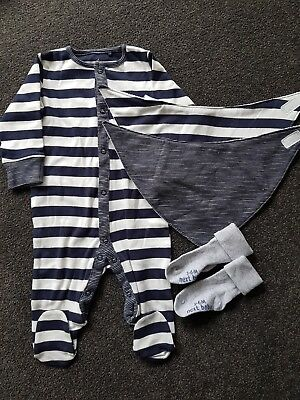 Baby Boy Clothing Bundle, Size 3-6 months