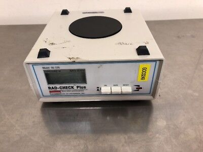 Rad Check Plus 06-526 Xray Test Unit