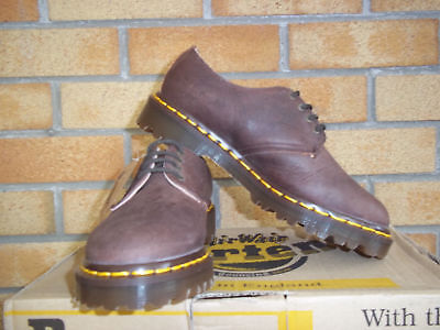 Dr Martens cappuccino grand  canyon  4 eyelet Made In England