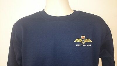ROYAL NAVY FAA FLEET AIR ARM 815 SQUADRON POLO SHIRT