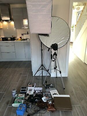 Camera Equipment - Lighting - Books - Albums - All Brand New -