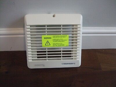 vent-axia va 140 variable speed fan panel, wall and window (vent cover)