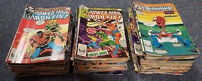 Massive Job Lot Of Vintage Marvel & Dc Comic Books Please See Pictures!