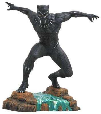 Black Panther Movie Marvel Gallery PVC Statue Black Panther 23 cm Actionfigur