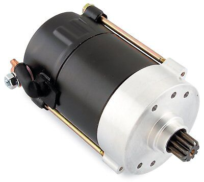 Big Twin Starter - 1.4kw - Black - for Harley FLHTC Chrome 85