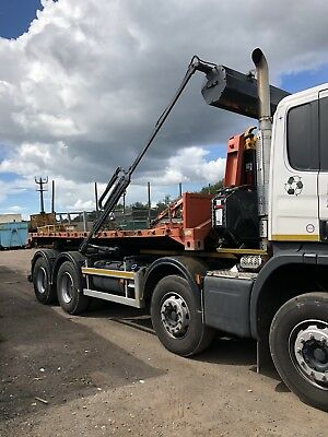 Roll On Off Hookloader Plant Skip 20 Ft Long Very Heavy Duty