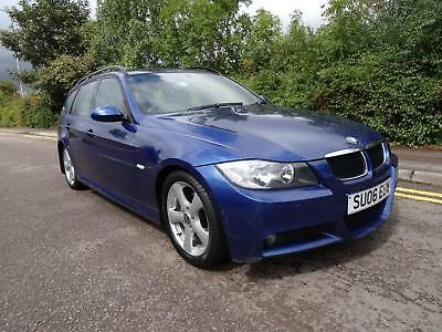 BMW 320D TOURING 2006 - Grey - £1,700.00 | PicClick UK