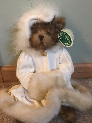 Victoria The Bearington Collection Moderate Price Dolls & Bears Bearington