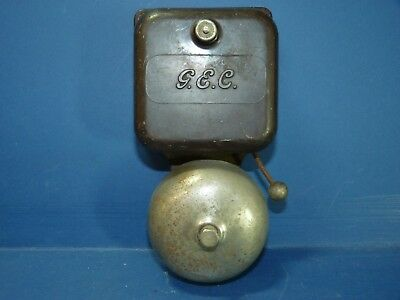 Vintage Electric Doorbell Bakelite GEC Made In England