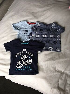 88285f4d72b BABY BOYS NEW Summer Clothes 3-6 Months - £2.20
