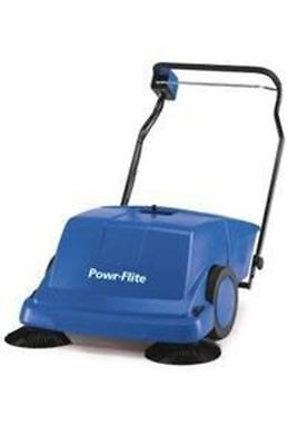"Powr-Flite PS900BC 36"" Battery powered Self-Propelled Sweeper (Battery Powered)"