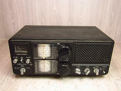 Realistic DX-200 Shortwave Ham Radio Solid State Receiver Tested Works