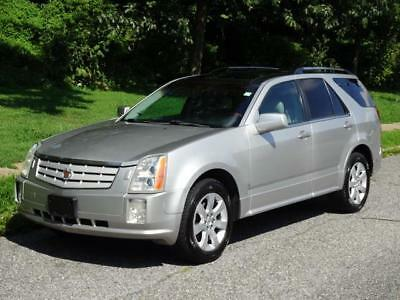 2006 Cadillac SRX LOADED! NAVI! PARKTONIC! PANORAMIC SUNROOF! V8! NAVIGATION PARKTONIC PANO SUNROOF BOSE SOUND COLD AC LEATHER HEATED/MEMORY SEATS