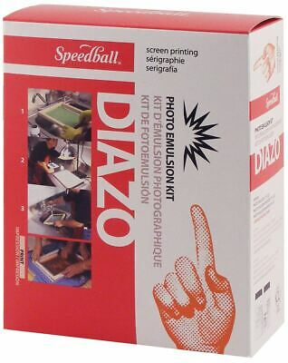 Diazo Photo Emulsion Kit - Speedball Art Products