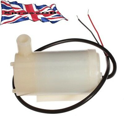 Mini Submersible DC Motor Pump 3V 120L/H Low Noise Max Lift GB