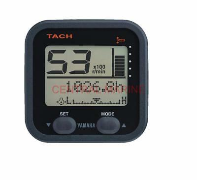 Yamaha Outboard 6Y8-8350T-01-00 Command Link Square Tachometer Discontinued