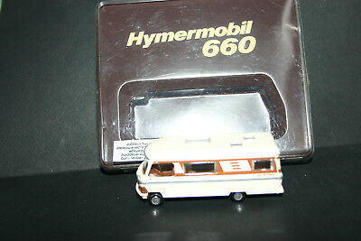 Ho Voiture Vehicule Camion 1 87 Rietze Camping Car Hymermobil 660  En Boite