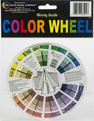 Pocket Color Wheel - 5.125 inch - Color Wheel