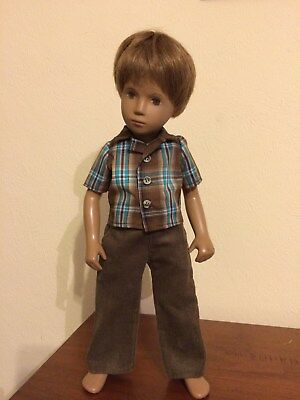 Sasha Gregor Doll Clothes  ,  Shirt  , Trousers