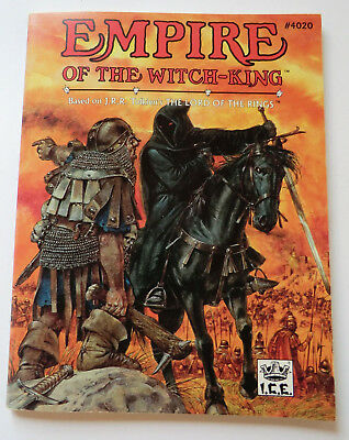 MERS Quellenbuch - Empire of the Wich-King - 1989 - ICE #4020
